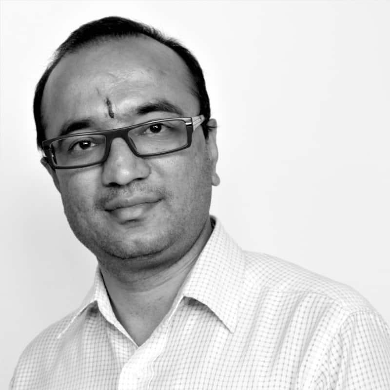 Instructor-FineArts-Shivakumar